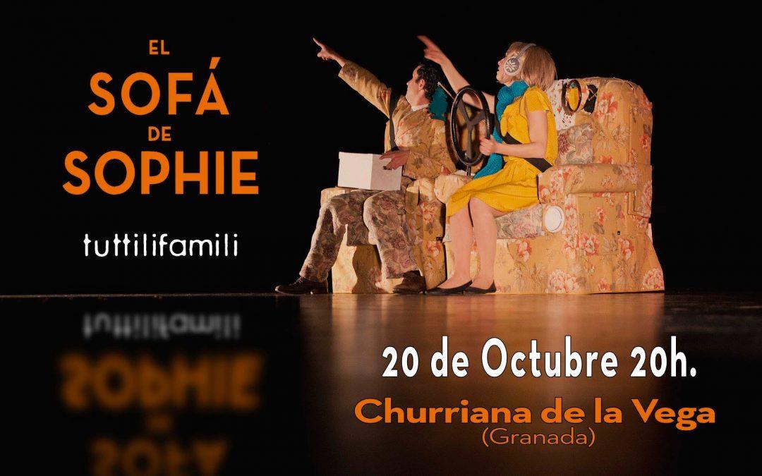 EL SOFÁ DE SOPHIE EN CHURRIANA
