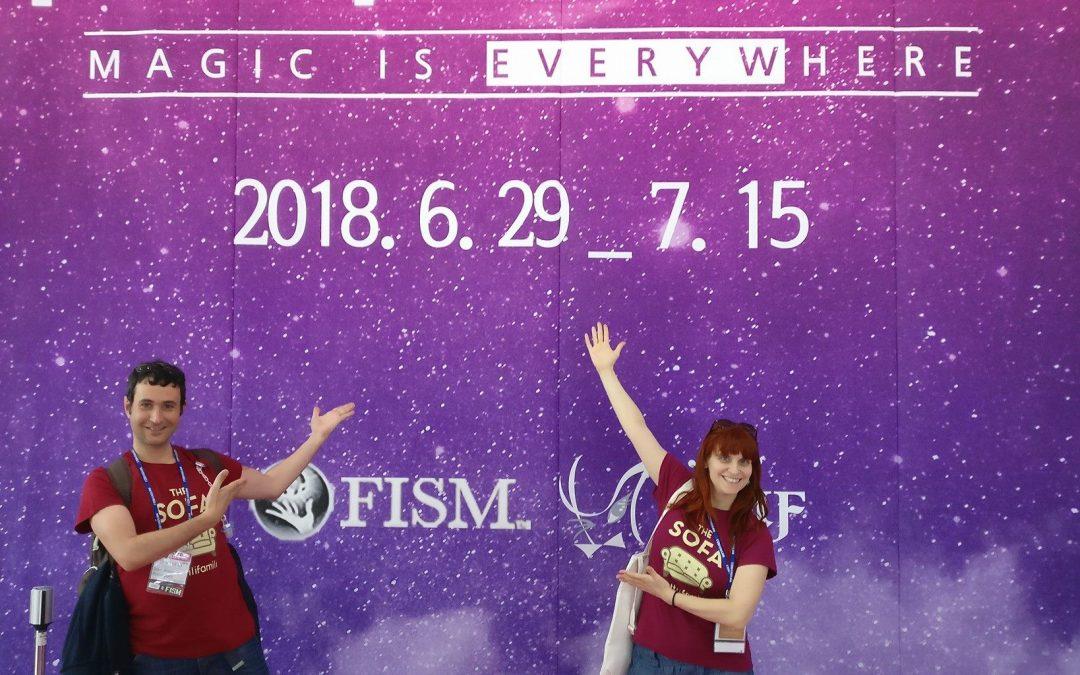 WORLD FISM 2018